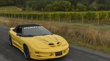 Denwerks - Make Offer; Buy Now! 36K-Mile 2002 Pontiac Trans Am WS6 Collectors Edition 6-Speed!