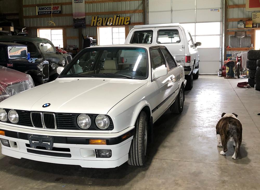 1991 BMW 218is Denwerks