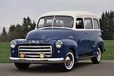 1950 GMC Carryall