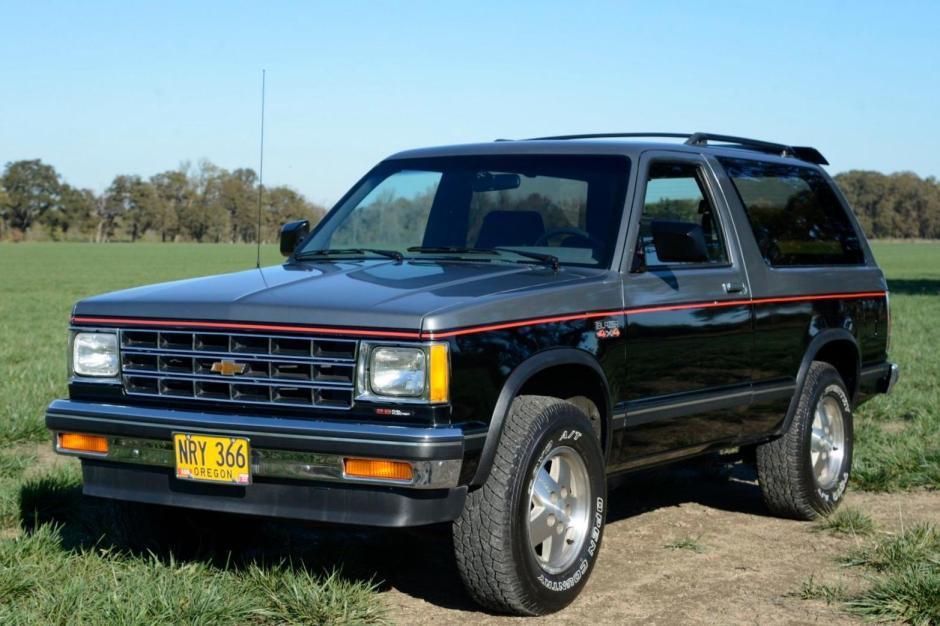 1986 S10 Blazer