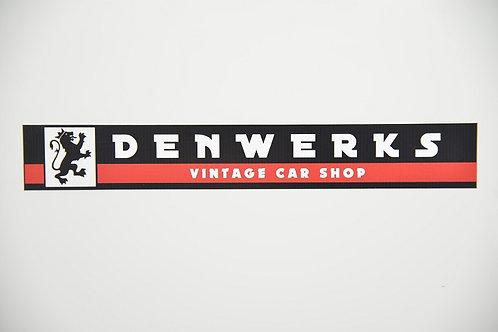 Denwerks Classic Sticker