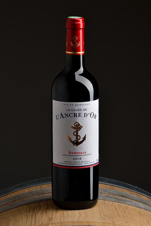 Cuvée de l'Ancre d'or - AOC Bordeaux 2019