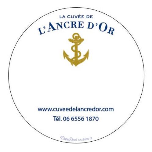 1 stop-gouttes La Cuvée de l'Ancre d'Or Dropstop ®