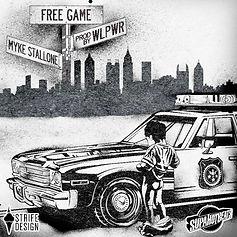 Free Game Mixtape (WLPWR + Myke Stallone