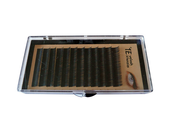 SINGLE SILK LASH TRAY 13MM