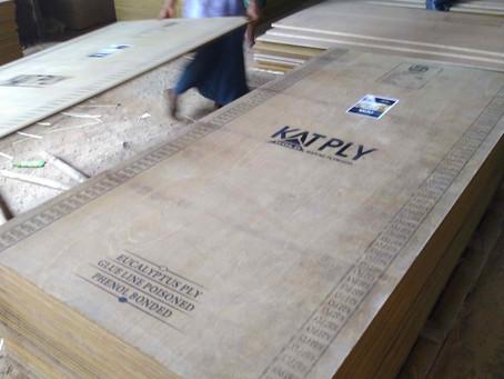 Waterproof Hardwood Plywood Sheets