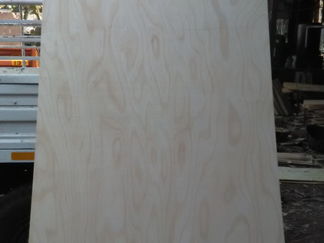 Commercial Plywood with Makkai Face