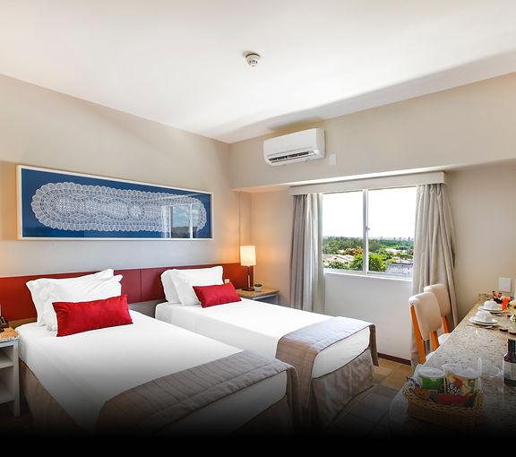 Hotel Manibu Recife Quarto Duplo .jpg