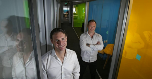 How Mount brothers' $30m app broke into the US market