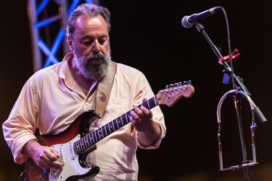 Richard Ray at Torre Del Mar, Spain Summer Festival