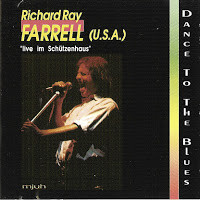 Richard Ray Farrell Live in Germany