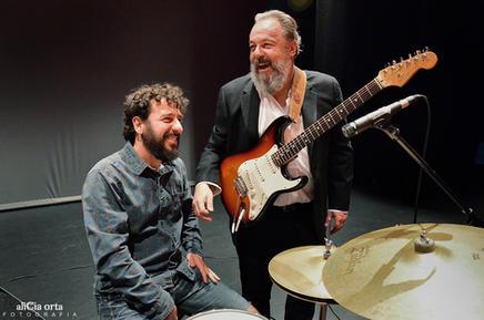 Richard Ray & Sergio Diaz