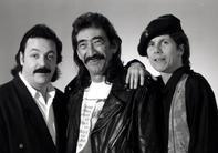 Richard Ray, Jimmy Carl Black & Ewe