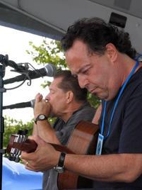 Riverfront Blues Festival, DE with Steve Guyger