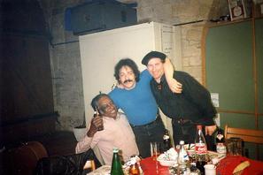 RL Burnside, Richard and Jon Morris