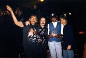 Jimmy Carl, Richard, Lazy Lester & Ewe