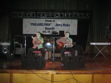 Richard Ray and Steve Guyger