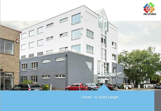 Ohmstrasse 12, 63225 Langen Archibo Address