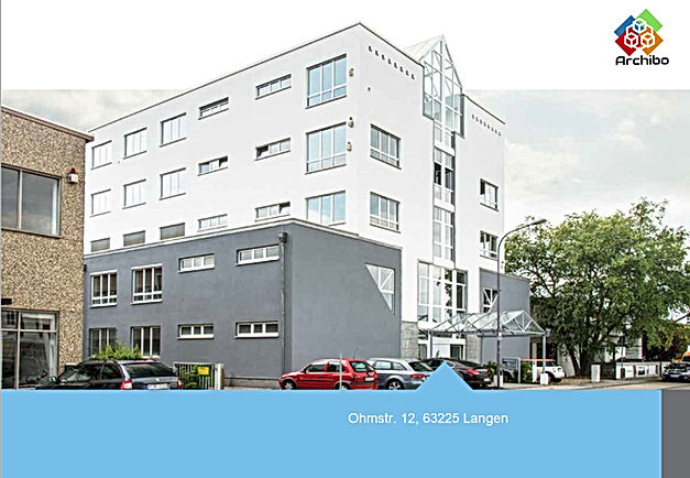 Ohmstrasse 12, 63225 Langen Archibo Address