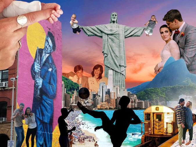 RIO + HARLEM