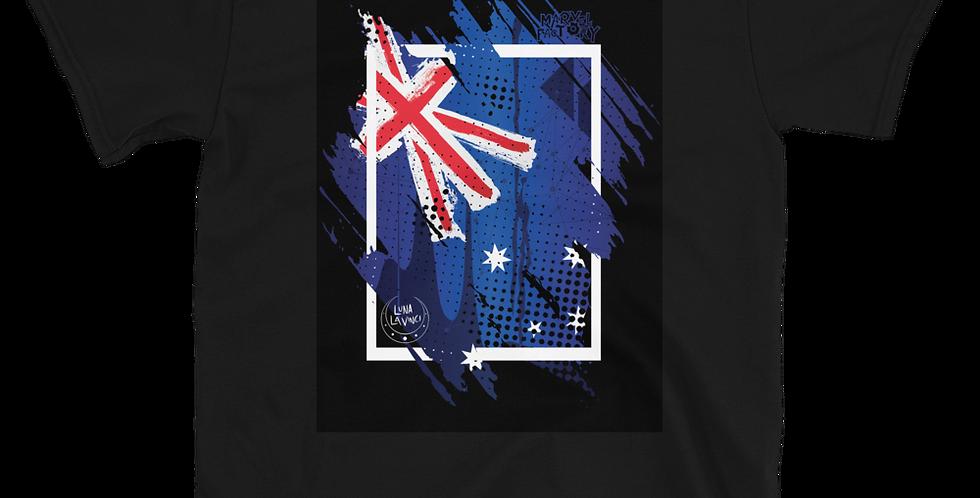 Luna La Vinci Australia Wildfire Relief Short-Sleeve Unisex T-Shirt