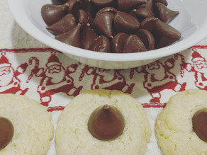 Holiday Baking: Chocolate Kiss Cookies - Treats for the Kids in your life (ages 2+)
