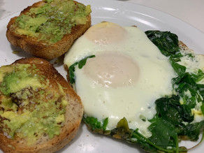 Power Food: Spinach, Eggs and more