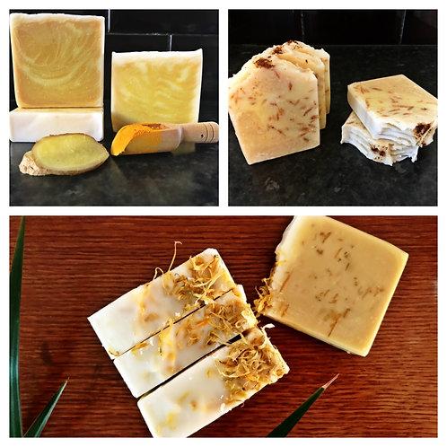 Purify & Soothe Soap Bundle