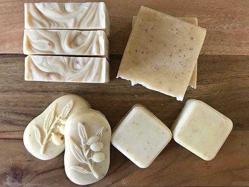 Sweet Almond Soap- Gentle & Nourishing