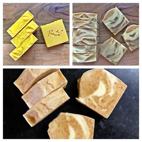 Creamy Indulgence soap bundle