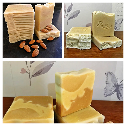 Sweet & Lovely Soap Bundle