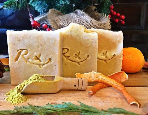 Fresh Citrus Soap Bundle