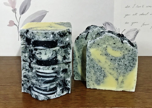 Activated Charcoal Soap- Deep cleansing soap