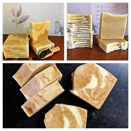 Gentle & Nourishing soap bundle