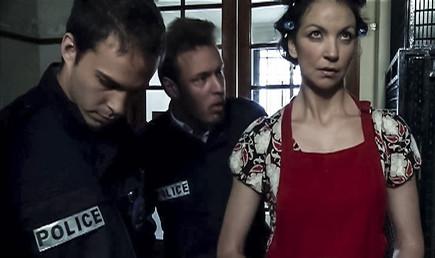 Laura-Lago-comédienne-court-metrage-Paris-La-descente