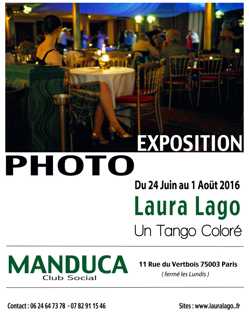 Club Manduca - Laura Lago