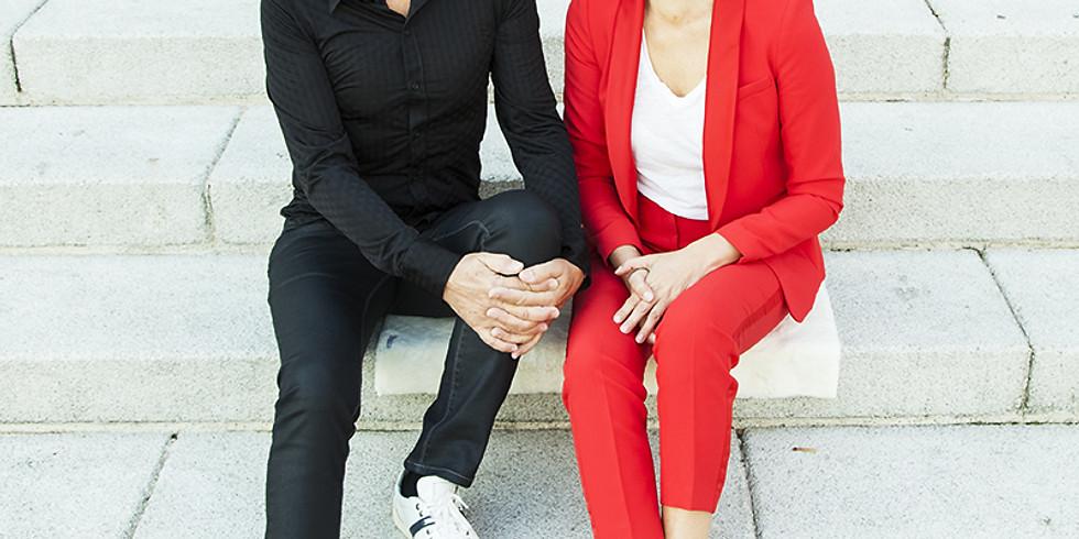 DEUX Laura Lago & Angelo Zurzolo