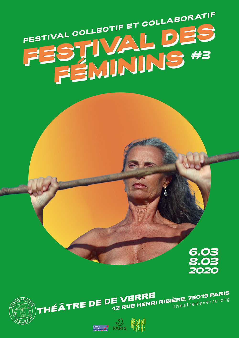 Mon projet Humana participe à la troisième édition du festival des féminins à Paris