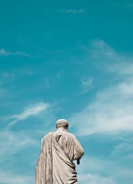 statue-vaticano-rome-saint-pedro-photographie-mural-decoration-laura-lago