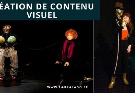 Création de contenu visuel