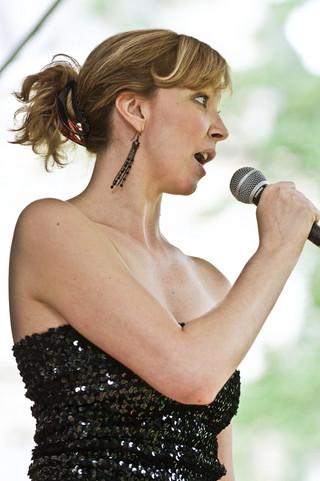 Concert de Laura Lago. Festival de Jazz