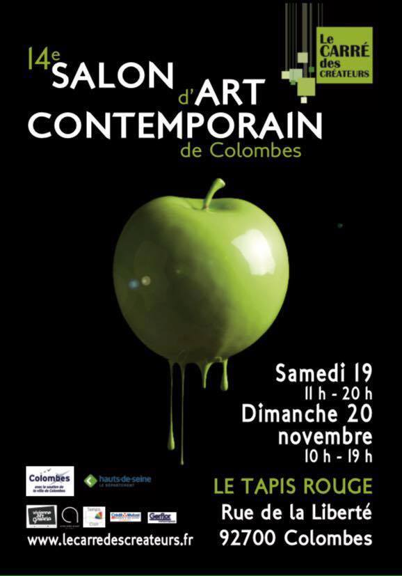 Salon de Art contemporain - Laura Lago