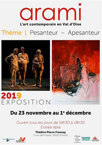 Arami- expo-laura-lago-salon-art-contemporain