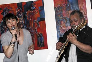 Concert de Laura Lago et Hugo Diaz Cardenas
