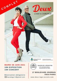 Lago-Zurzolo, concert, Juin,2021