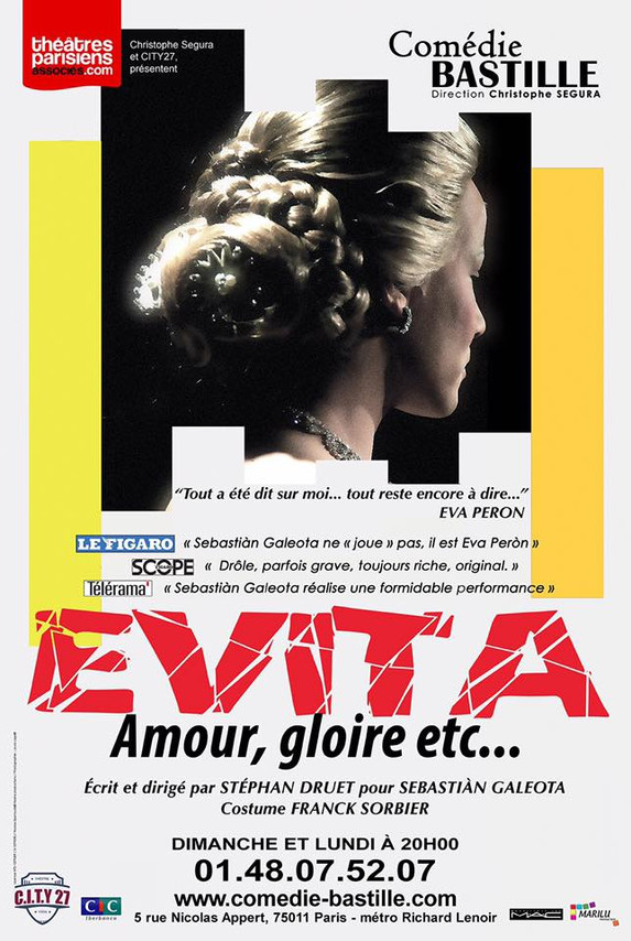affiche-dolcevita-druet-galeota-paris-comedie-bastille-photographie-laura-lago
