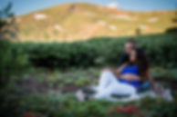 Loveland Pass Colorado Engagement Session by Nat Moore Photography