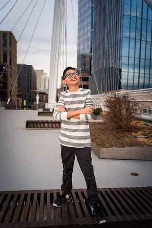 Downtown Denver Family Photoshoot
