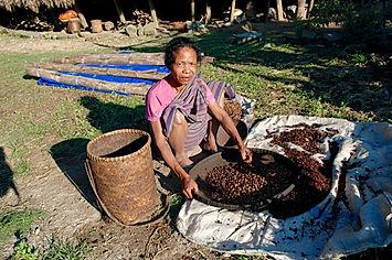 Manggarai Woman