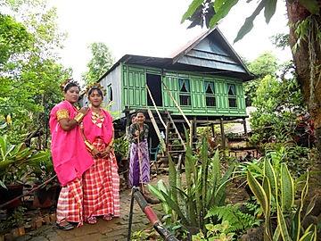 Makassar village